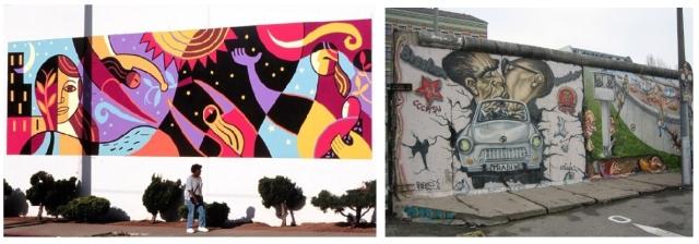 modern murals