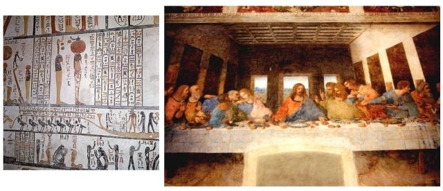 religious murals