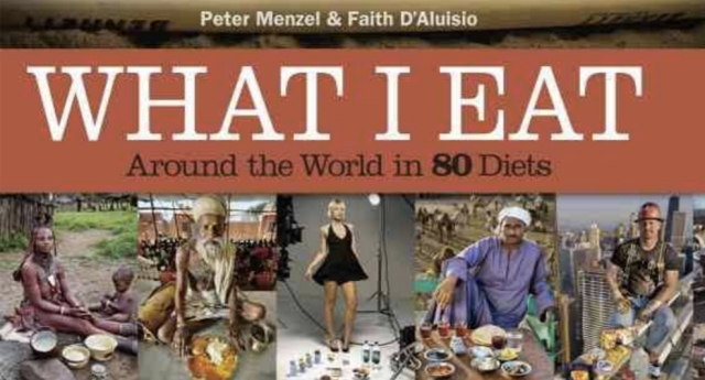 What I eat cover